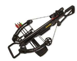 Maximal Marksman Jandao Tomahawk crossbow scope package from Maximal Jandao crossbows